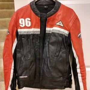 Diamond Star UK Motorcycle Jacket